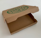 Pizzakarton Green 100 % Natural Pizza Box